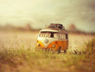One Summer's Day by arefin03
