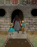 Grimm's: Hansel and Gretel by theartful-dodge