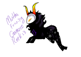 Gamzee Reek Auction CLOSED by Skullz-adopts