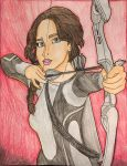 Catching Fire by CaptainMockingjay
