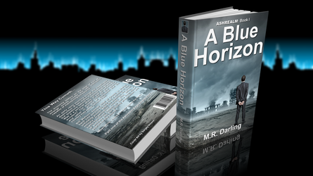 Ashrealm: Book I - A Blue Horizon by arcangel33
