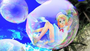 Summer of bubbles by Keke-s-h
