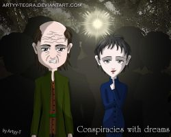 Conspiracies with dreams 17 - art 1 by Artyy-Tegra