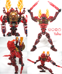 Bionicle: Toa Tahu by Transypoo