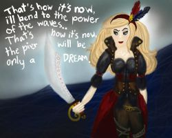 You are a pirate by Liviatar
