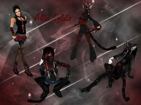 Altia Outfits by annoy