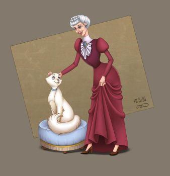 Aristocats by Violla