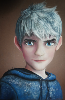 Jack Frost by diladi