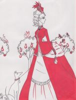 Lady in Red by Lord-M
