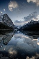 Lake Louise III by mole2k