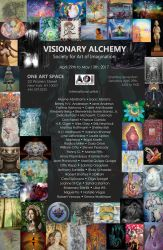 Alchemy poster by Migueltio