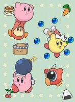 Kirby - Wallpaper 2 by chocomiru02