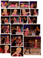 Luanne Boxing (Boxing Collage) by HeroSmacker