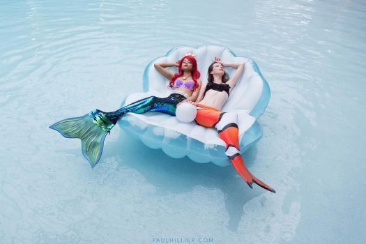 Under the Sea by MeganCoffey