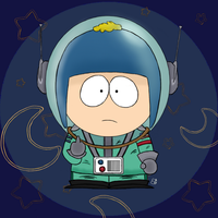 Spaceman Craig by Glitzerland