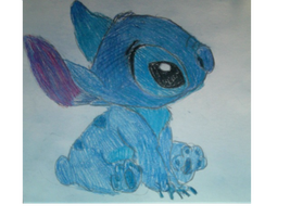 Cute Stitch by FireNationPhoenix