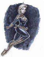 Captain Marvel by BigChrisGallery