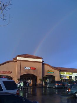 Gamestop Rainbow by MattBozon