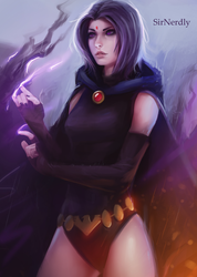 Raven by SirNerdly