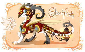 Steam Xtricitiria Auction - Closed! by CometShine