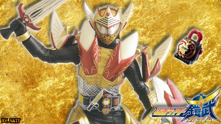 Kamen Rider Mars Golden Arms by Zeronatt1233