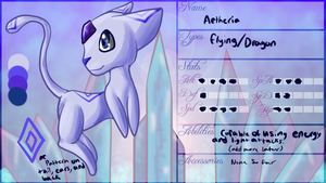 Aetheria reference by Zephyrift
