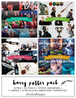 HARRY POTTER PACK (500 Watchers) by DAISYPSD