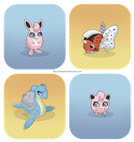 Random Pokemon Set