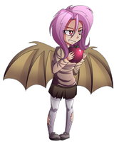 Flutterbat by DrawnTilDawn