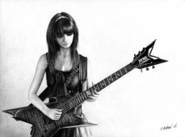 Guitar solo by SMidnighT