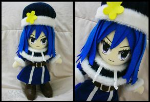Juvia Lockser Plushie by renealexa-plushie