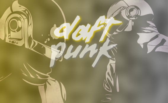 Daft Punk by SMUSX16475