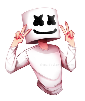 [FA] - marshmello by zitru