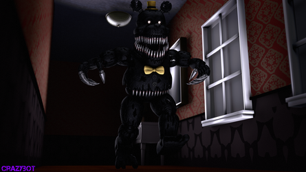 im coming for you child by crazybot1231