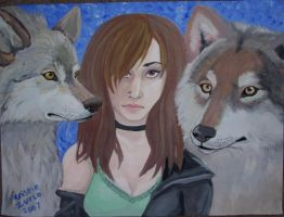 Wolves of my inner soul by NatsumeWolf