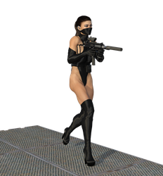 Blacklace Test 7 by 666markofthebeast666