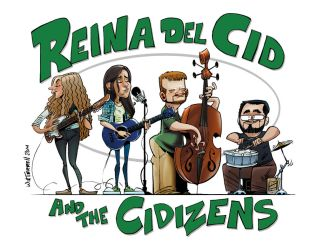 Reina Del Cid and the Cidizens by willterrell