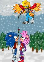 Merry Christmas 2014 by StarlightPhoenixDS