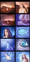 angel storyboard by ftourini