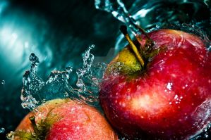 Apples by Svetlanadeviant