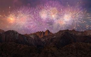Fireworks by maxiostg