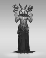 Acolyte by AndWhatArt