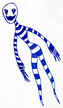 Striped Puppet by ZTheGS