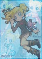 PPGZ DVD Cover2: Rolling Bubbles by Karo0liNa