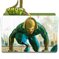 Iron Fist (Legacy) by DCTrad