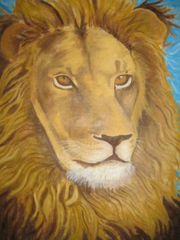 lion by saturno93