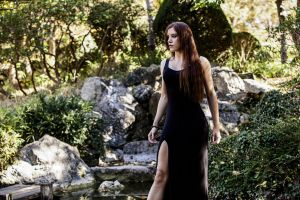 Lara Croft - TR III - Dress 04 by ImeldaCroft