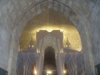 cathedral arch stock by LittleRavenStock