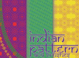 Indian pattern by Panchorf