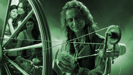 Rumbelle: Damned by Electricboa